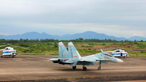 Sức mạnh không quân Việt Nam 2011 - 13