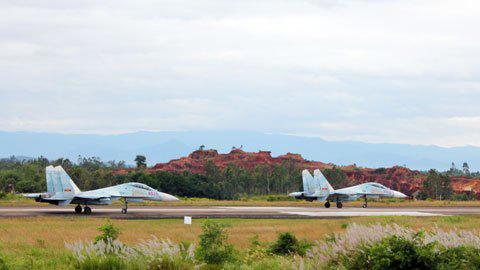 Sức mạnh không quân Việt Nam 2011 - 14