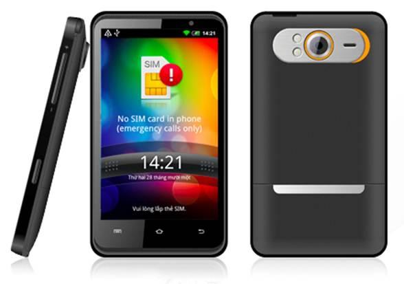 Smartphone CPU 1GHz giá rẻ nhất trên thị trường - 3