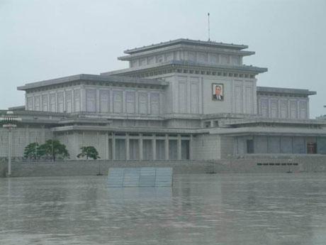 Bí mật lăng Kim Nhật Thành - 1