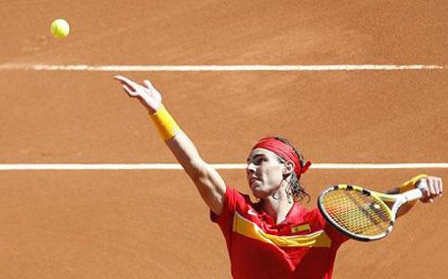 Vai trò của giao bóng: Nhìn từ Federer, Nadal và Djokovic - 2