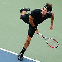 Vai trò của giao bóng: Nhìn từ Federer, Nadal và Djokovic