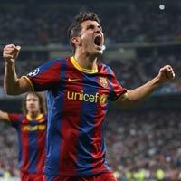 Top 10 bàn thắng đẹp nhất cúp C1 năm 2011