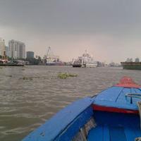 Mực nước trên sông Sài Gòn đạt mức báo động 2