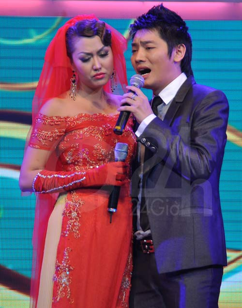 Phi Thanh Vân ngượng mặt với Bảo Thy - 10