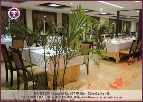 Thưởng thức cá vược tươi sống tại nhà hàng Thiên Lộc - 1