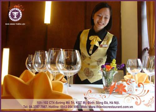 Thưởng thức cá vược tươi sống tại nhà hàng Thiên Lộc - 2