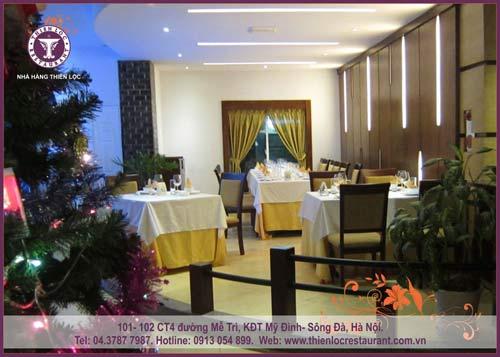 Thưởng thức cá vược tươi sống tại nhà hàng Thiên Lộc - 3