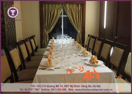 Thưởng thức cá vược tươi sống tại nhà hàng Thiên Lộc - 6