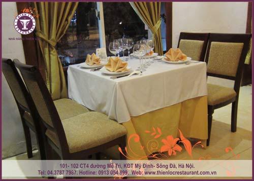 Thưởng thức cá vược tươi sống tại nhà hàng Thiên Lộc - 7