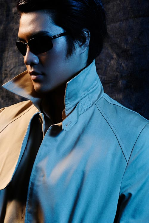 Trương Thị May & Việt Anh cực sành điệu với kính - 2