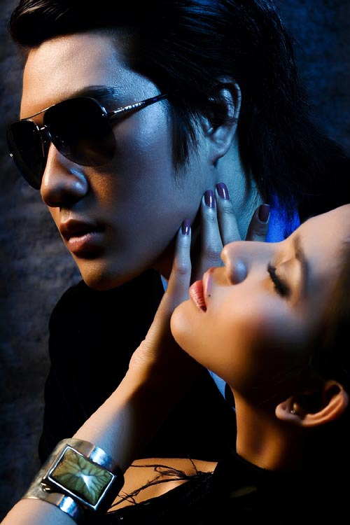 Trương Thị May & Việt Anh cực sành điệu với kính - 3