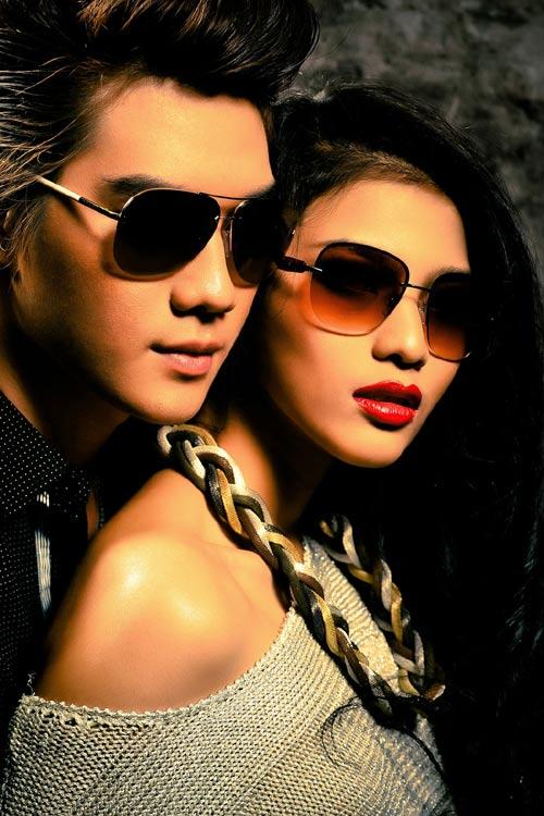 Trương Thị May & Việt Anh cực sành điệu với kính - 6