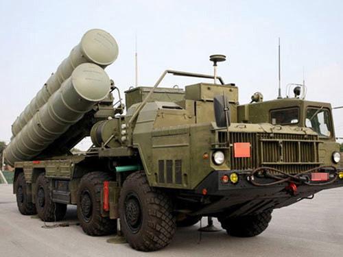 Tên lửa phòng không S-300 của Việt Nam là loại hiện