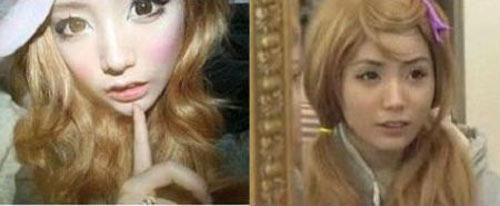 """Những cô gái """"lạ"""" nhất năm 2011 - 3"""