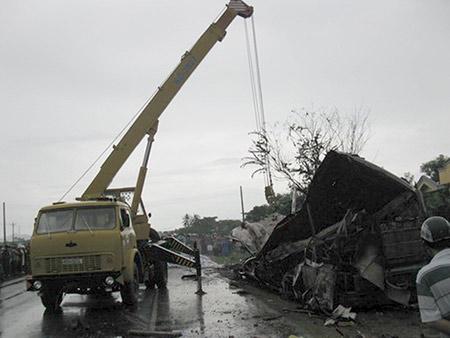 5 vụ tai nạn giao thông thảm khốc nhất 2011 - 3