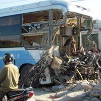 5 vụ tai nạn giao thông thảm khốc nhất 2011