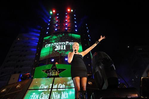 Heineken Countdown: đại tiệc của âm nhạc và ánh sáng - 2