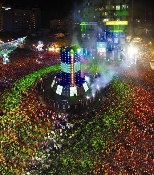 Heineken Countdown: đại tiệc của âm nhạc và ánh sáng - 1