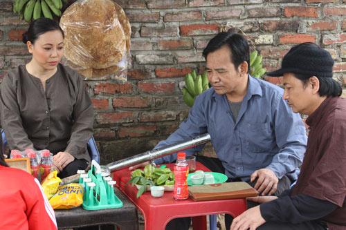 """Quang Tèo lén vợ đi """"tòm tem"""" - 8"""