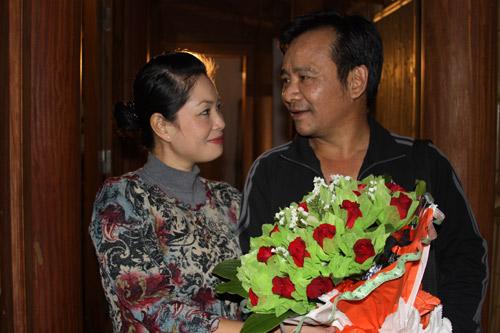 """Quang Tèo lén vợ đi """"tòm tem"""" - 4"""