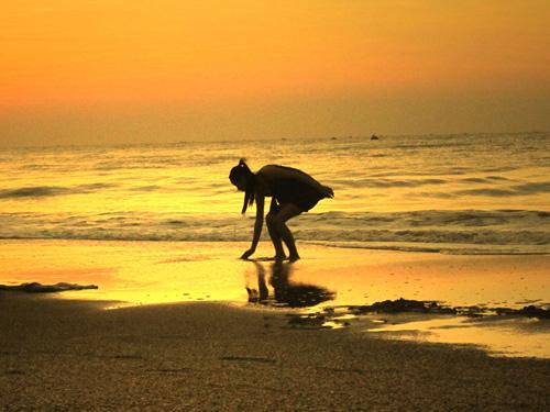 Rạng rỡ bình minh trên biển Phan Thiết - 3