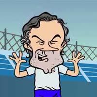 """Siêu phẩm video 32: Mourinho """"cày"""" cả tết"""