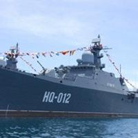 Việt Nam muốn có thêm nhiều chiến hạm
