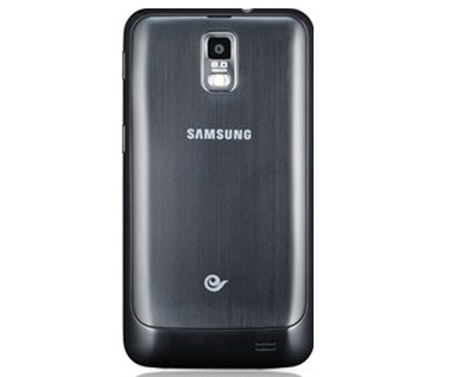 Galaxy S II Duos chạy 2 SIM, 2 sóng - 5