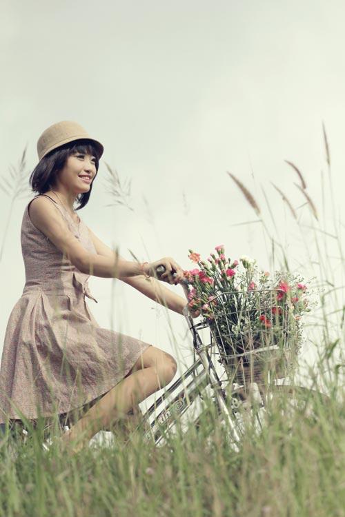 Lương Minh Trang: Ca sĩ tuổi 17 đa tài - 4
