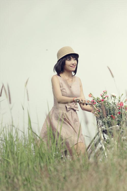 Lương Minh Trang: Ca sĩ tuổi 17 đa tài - 5
