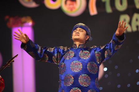 TÁO QUÂN 2012 tại Nhà hát Ca múa nhạc VN - 1