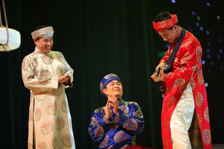 TÁO QUÂN 2012 tại Nhà hát Ca múa nhạc VN - 4