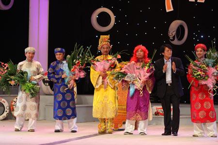 TÁO QUÂN 2012 tại Nhà hát Ca múa nhạc VN - 6