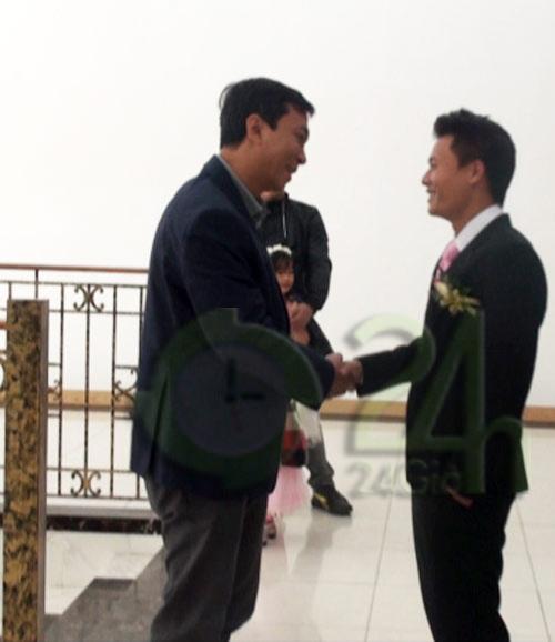Bầu Kiên mừng đám cưới Thành Lương - 7