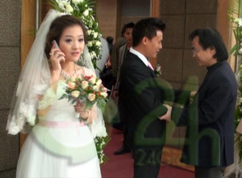 Bầu Kiên mừng đám cưới Thành Lương - 8