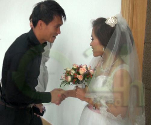 Bầu Kiên mừng đám cưới Thành Lương - 9