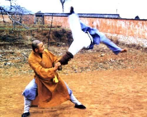 Xem cao tăng Thiếu Lâm thi triển tuyệt kỹ - 12