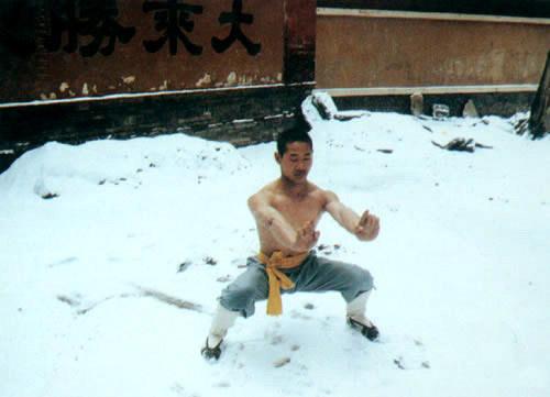 Xem cao tăng Thiếu Lâm thi triển tuyệt kỹ - 14
