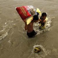 Philippines: 1.500 người chết do bão Washi