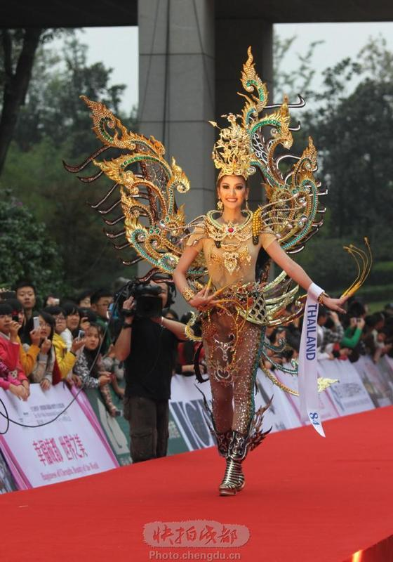 Beauty Thailand crowned MTQI 2011, Fashion, mercury, Tourism Queen International, Kantapat Peeradachainarin, fashion news,