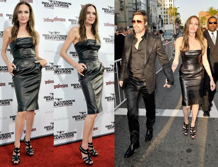 "5 style ""đỉnh"" của Angelina Jolie - 1"