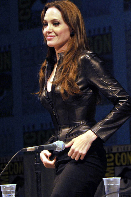 "5 style ""đỉnh"" của Angelina Jolie - 4"