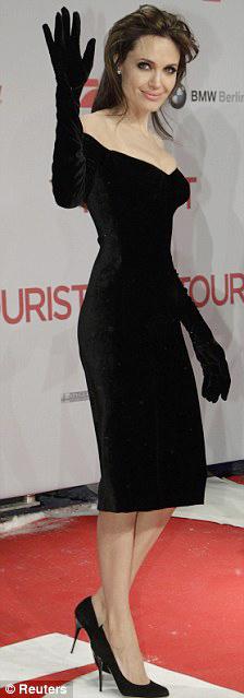 "5 style ""đỉnh"" của Angelina Jolie - 9"