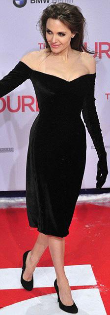 "5 style ""đỉnh"" của Angelina Jolie - 10"