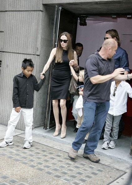 "5 style ""đỉnh"" của Angelina Jolie - 12"