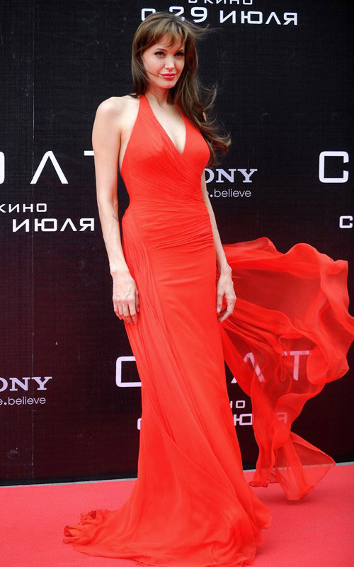 "5 style ""đỉnh"" của Angelina Jolie - 16"