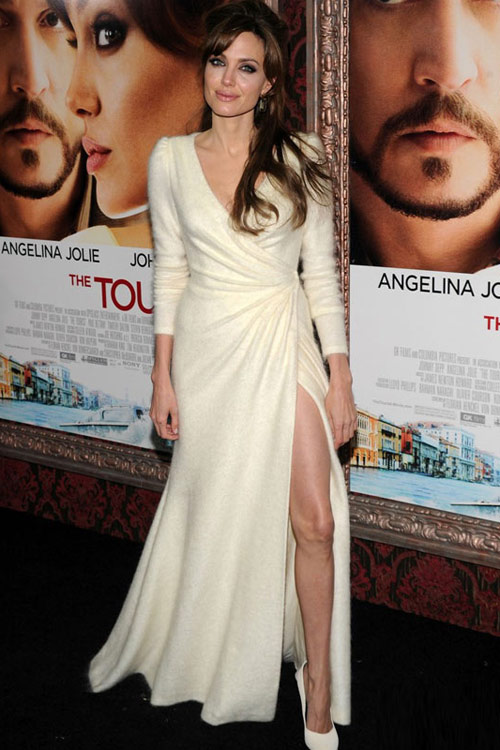 "5 style ""đỉnh"" của Angelina Jolie - 19"