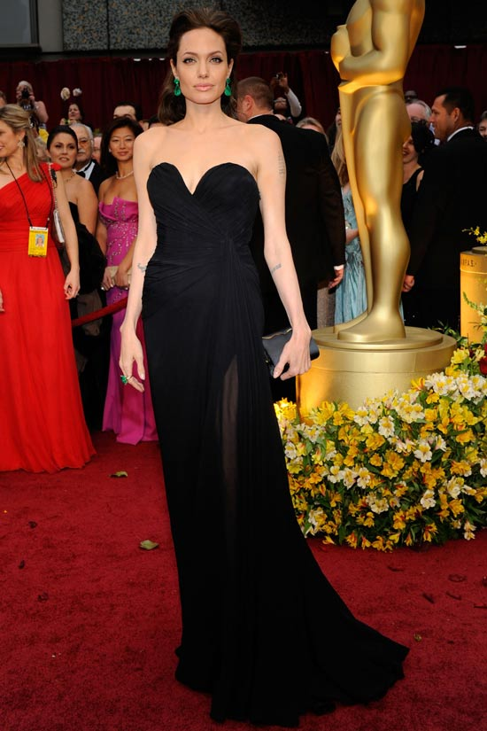 "5 style ""đỉnh"" của Angelina Jolie - 20"