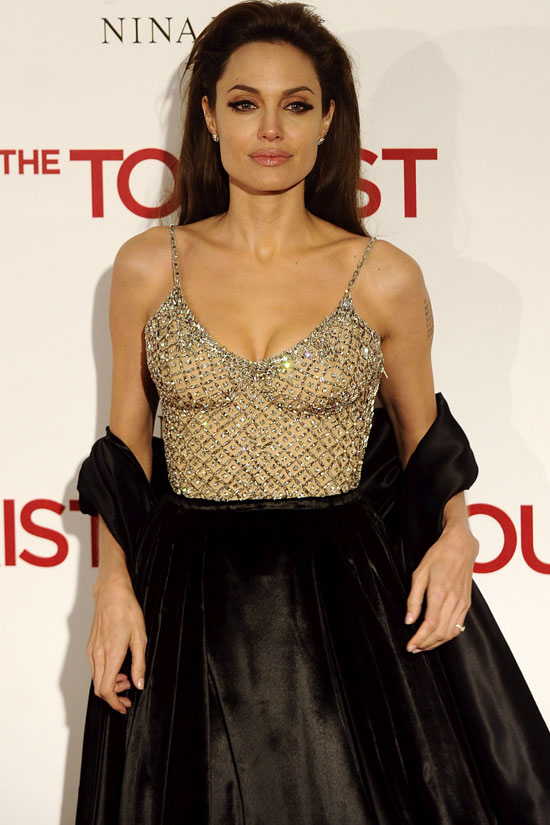 "5 style ""đỉnh"" của Angelina Jolie - 22"
